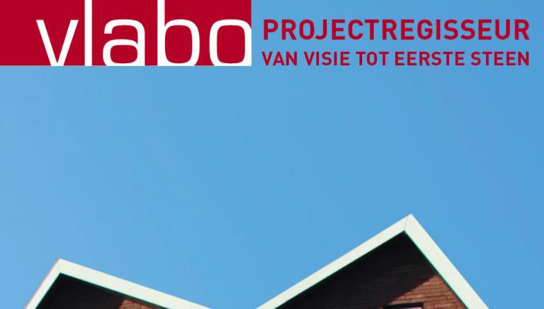 Verhelderende folder voor projectregisseur Vlabo