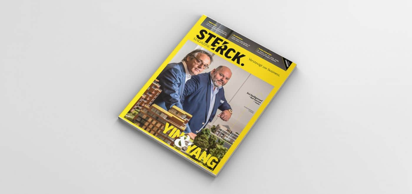 STERCK. Magazine copywriting