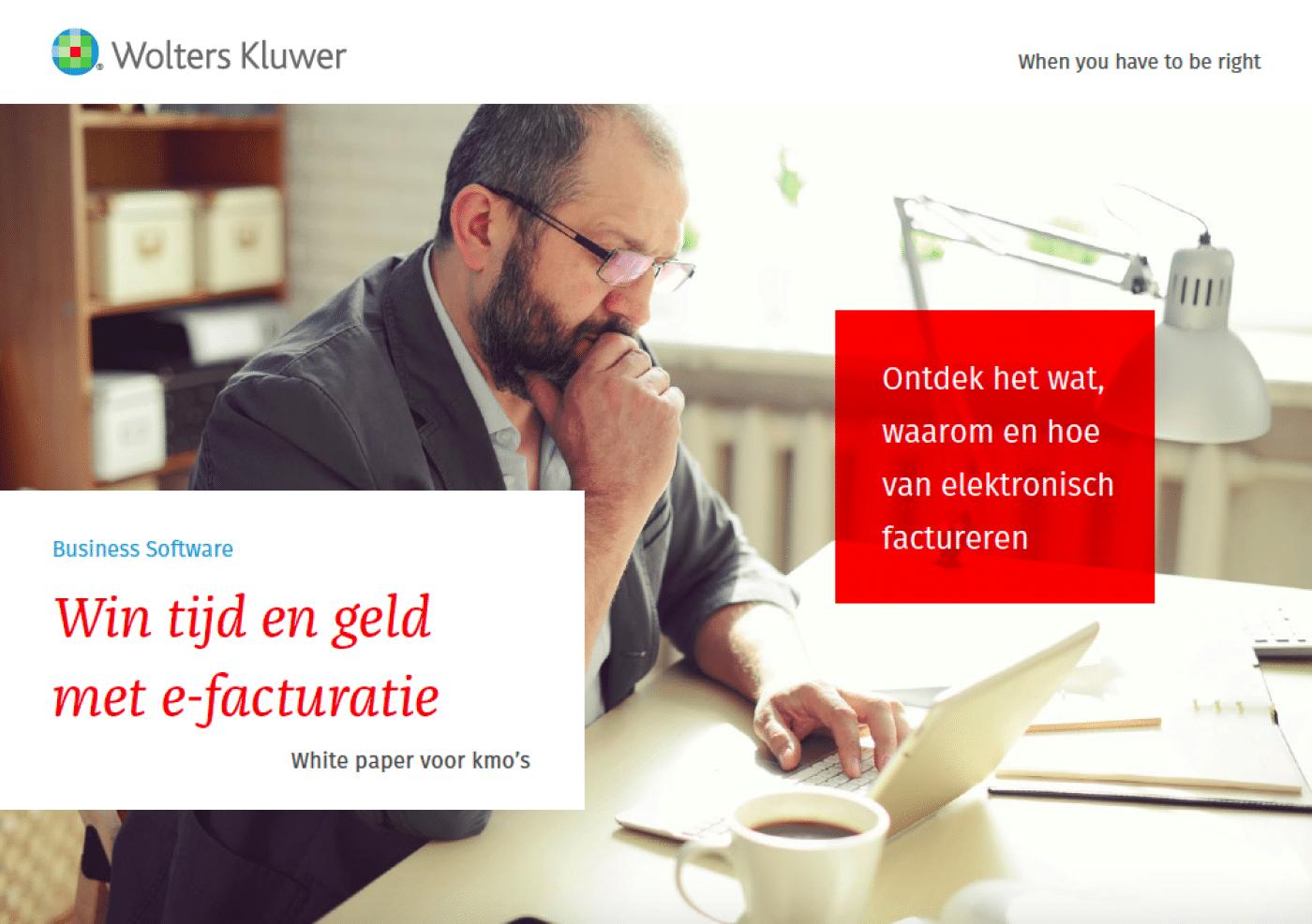 White paper schrijven voor Wolters Kluwer
